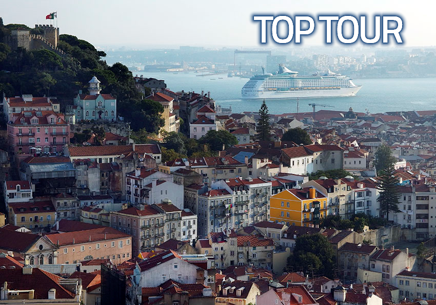 Free choice. We'll take you wherever you want to go, for as long as you wish. Visit Lisbon and surroundings on a tour of 4, 6 or 8 hours.  <br><b> Prices under confirmation.</b>